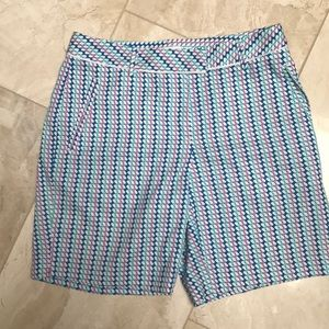 Women's golf shorts